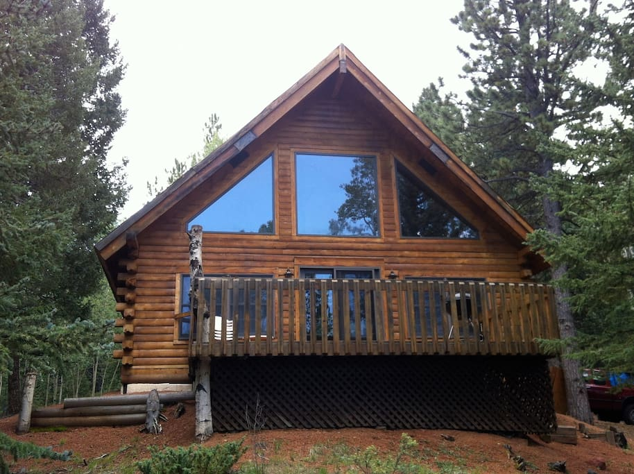 family built cabin in cripple creek cabins for rent in