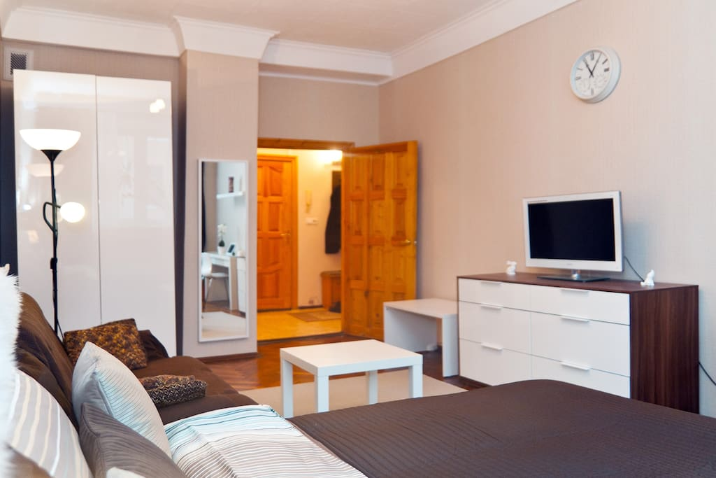 Room in the center of Moscow