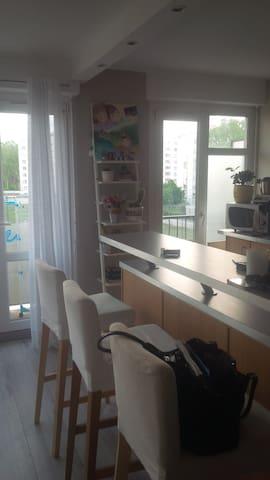 T2 de 47m2 Lyon 7 Calme et lumineux - Lyon-7E-Arrondissement - Apartment