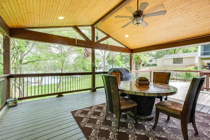 Fall in love at Cozy Cottage on Old Hickory
