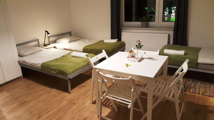 4 beds appartment for COP24