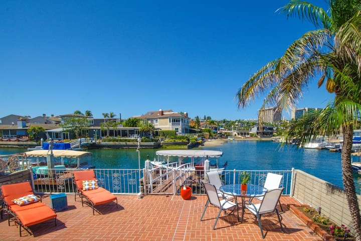 Fabulous Retro Home in Newport Beach - Newport Beach - Talo