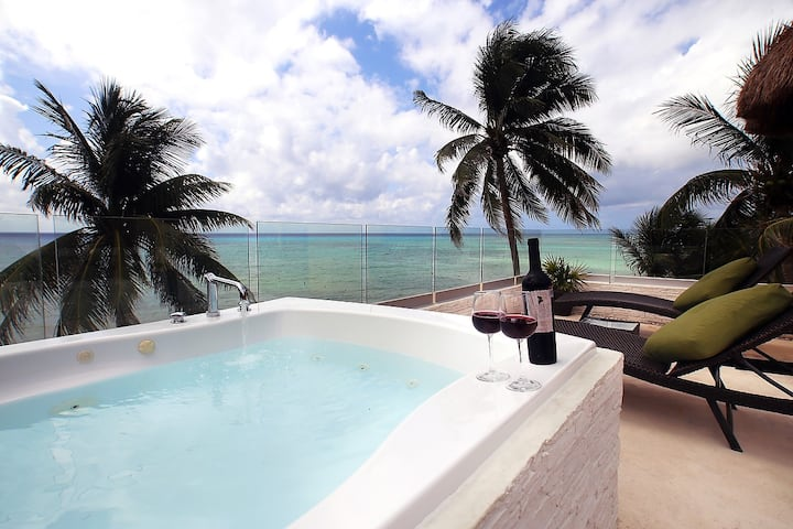 BREATHTAKING OCEAN VIEW SUITE COLIBRI