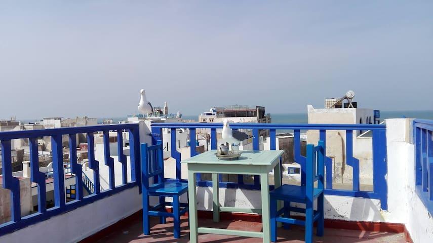 Riad el mess....Ambiance médina - Essaouira - Bed & Breakfast