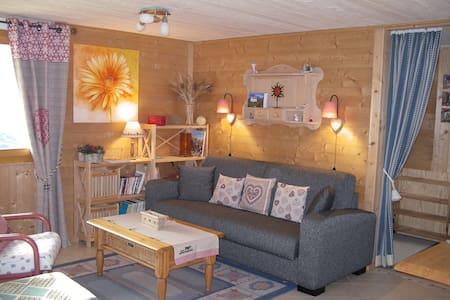 Douillet appartement Val d'Hérens - Vernamiège