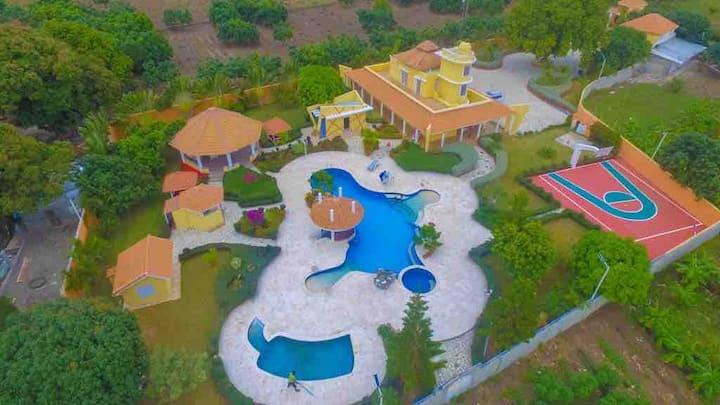 Villa Paraíso Bani