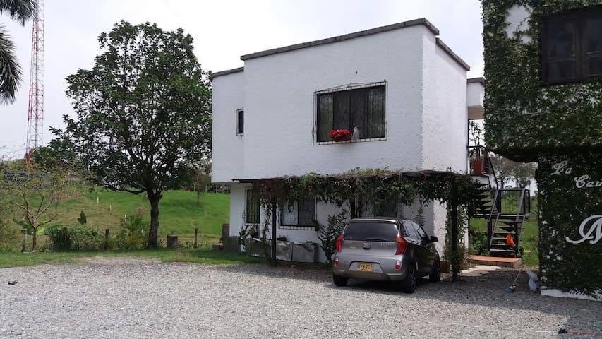 La casa de Malena