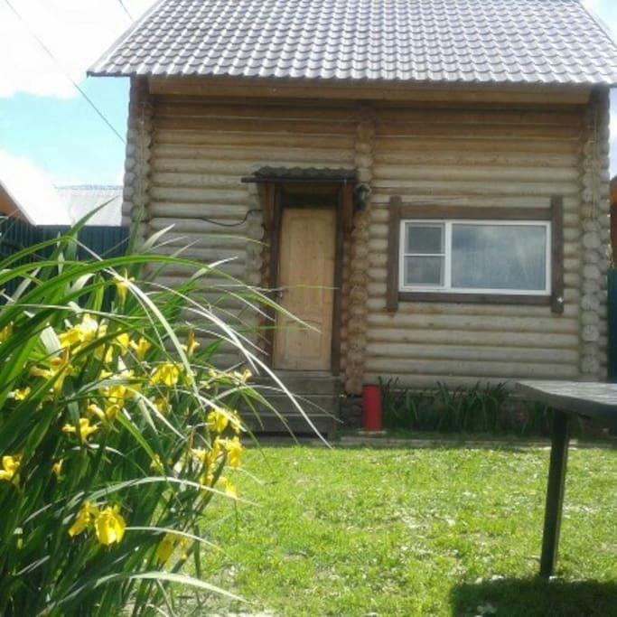 деревянный дом экологический