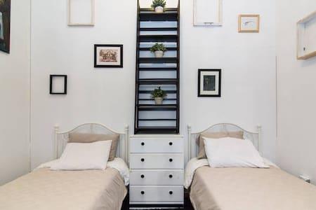 The Ladies Loft, the Bowery bed - Brooklyn - Loft