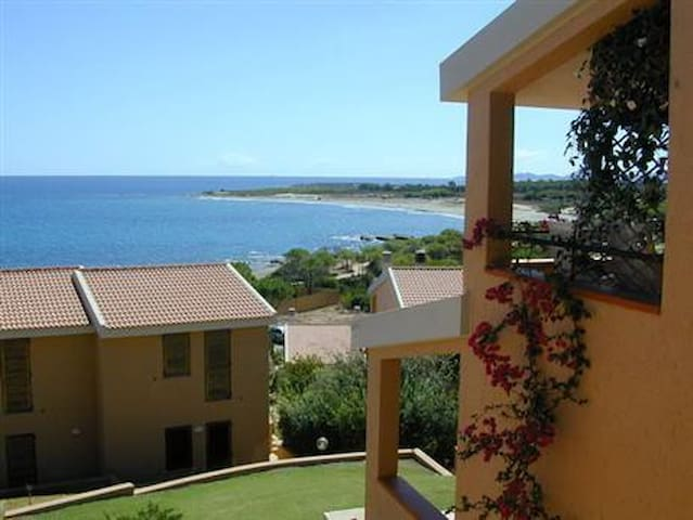 Porto Corallo - Vista Mare - Province of Cagliari - Appartement