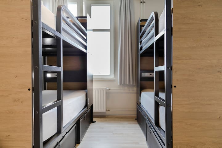 Bunk Bed - Quadruple Room
