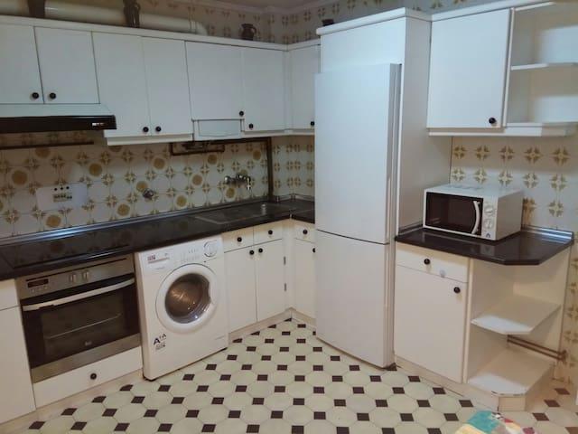 (EBI-294) Centro ALGORTA (Getxo)  BILBAO a 15 mins - Getxo - Apartment