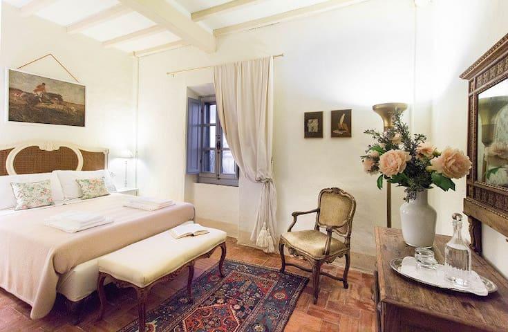 B&B - Suite in Castle near Siena