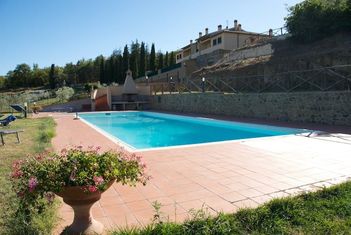 Located in the heart of Tuscany!