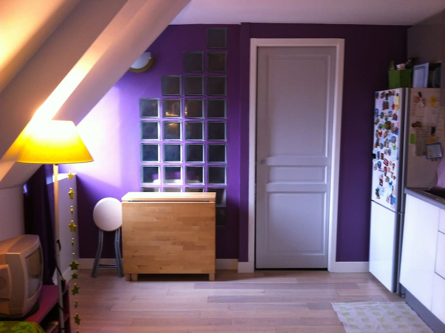 Studio meubl compl tement equip appartements louer - Location studio meuble ile de france ...