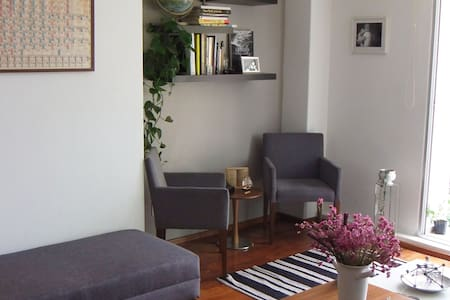 Lovely apartment, located in La Roma - Mexico City