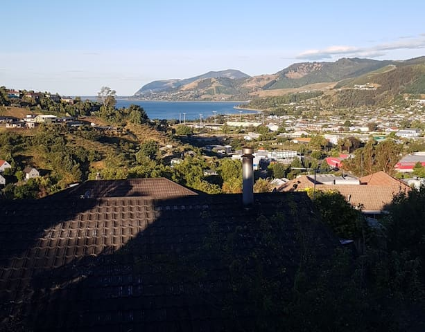 Nelson with beautiful views