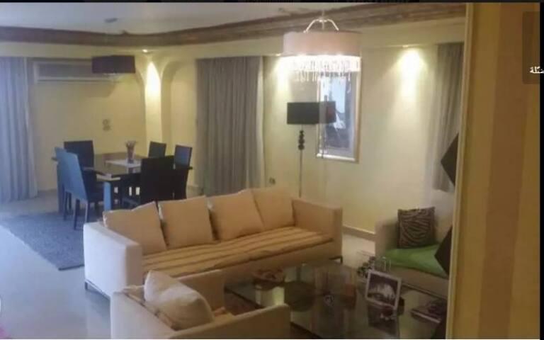 Modern fancy bedroom in Heliopolis