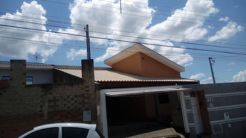 Casa próxima à Expoagro