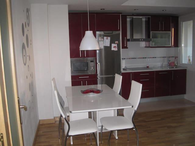Coqueto apartamento - Santander - Appartement