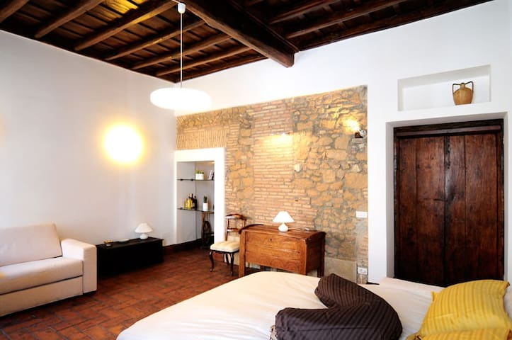 Elegant loft Spanish Steps and Trevi Fountain area - Roma - Appartamento
