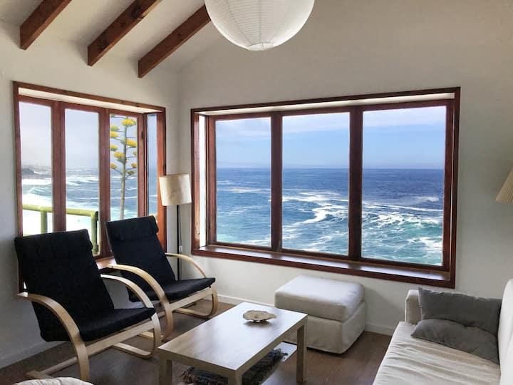 Casa cómoda y acogedora, vista al mar , condominio