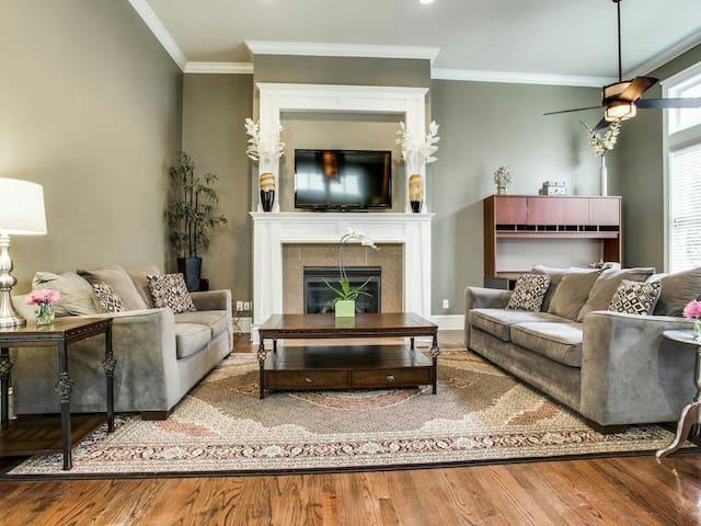 Luxurious Vacation Home - Richardson - Apartment