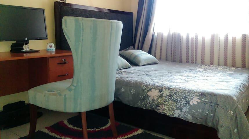 Blissful Room - Nairobi, Mlolongo, Near JKIA