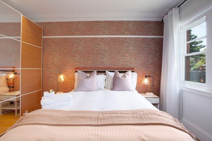 Bedroom 2 -  'The Orient' Queen