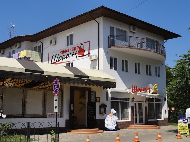 Nice Hotel in Zatoka beach, Odessa
