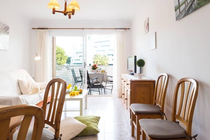 Apartamento en la playa para familias y parejas - มูโร - อพาร์ทเมนท์