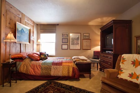 Comfy Mountain Retreat - Bed & Breakfast