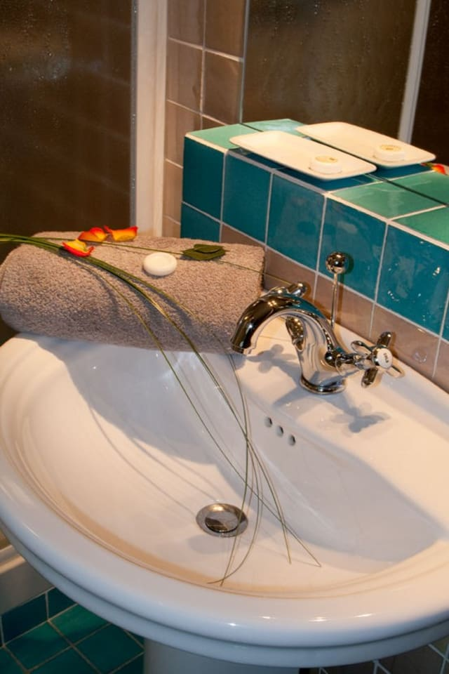 lavabo - chambre Dourbie