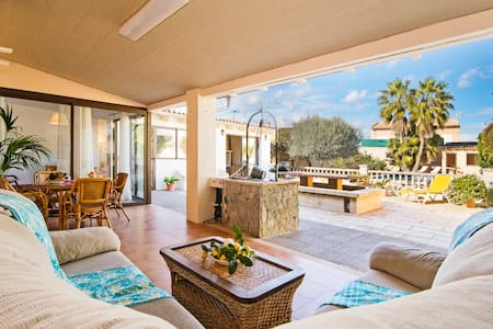 HOUSE AT SES SALINES, ES TRENC! - Ses Salines
