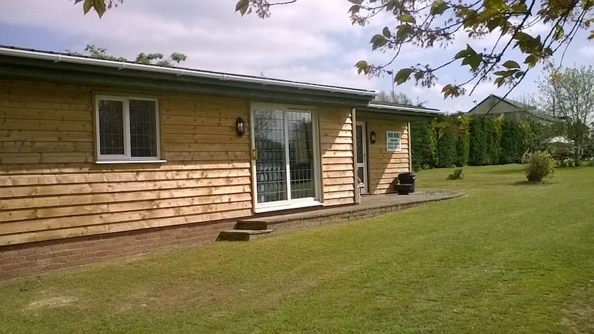 the cabin - Cambridgeshire - Apartament