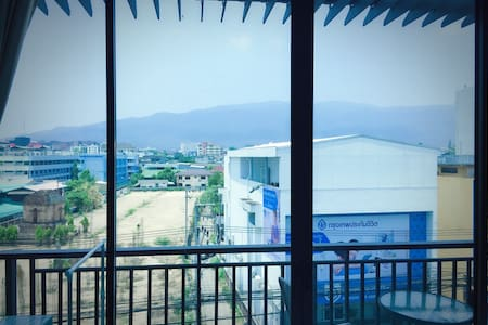 Rinrada loft resident 6 - Amphoe Mueang Chiang Mai - Apartment