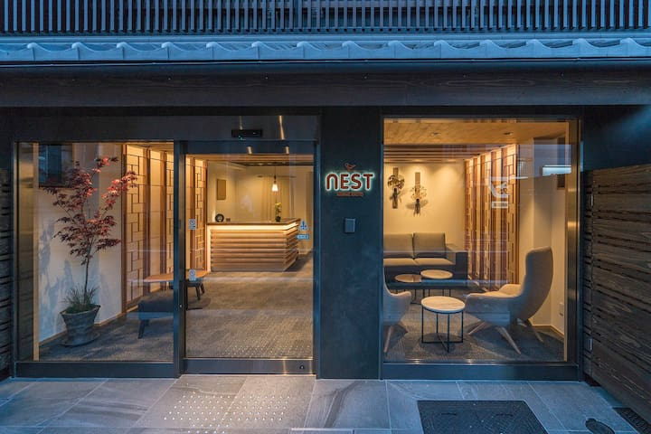 For a SOLO Journey/Modern Tatami Room/City Central