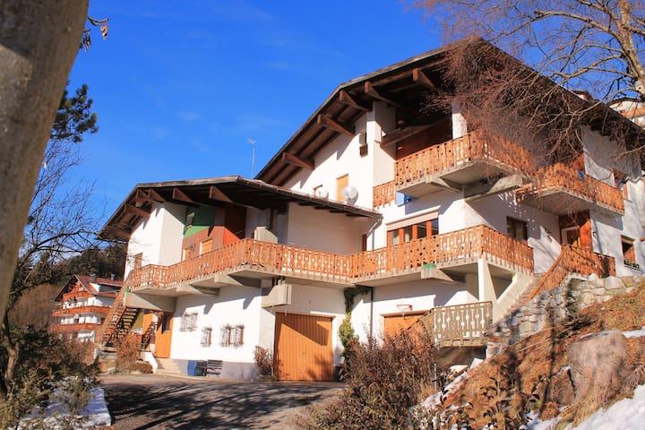 """Appartamento """"INES"""" nelle Dolomiti"""