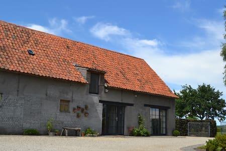 Landelijk logeren tussen paarden - Ruiselede