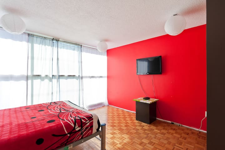 BnB Mexico,Roma,Condesa,Zona rosa - Mexico City - Bed & Breakfast