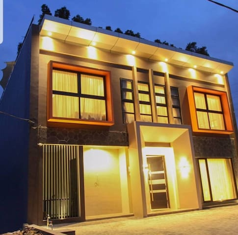 Cozy Home with a Warm Ambience in Bandung