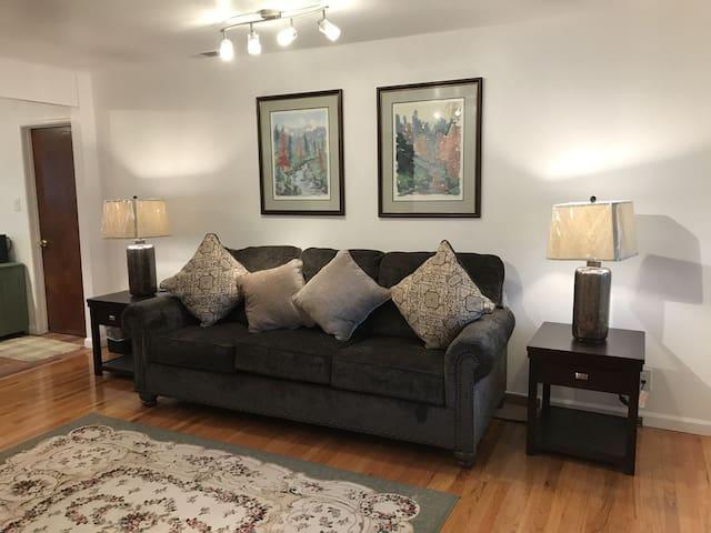 Calistoga cozy getaway