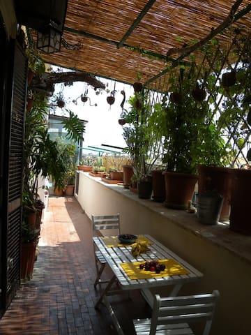 Esquilino con vista appartamenti in affitto a roma for Occasione affitto roma