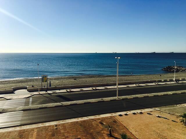 Sea view near Gibraltar - La Línea de la Concepción