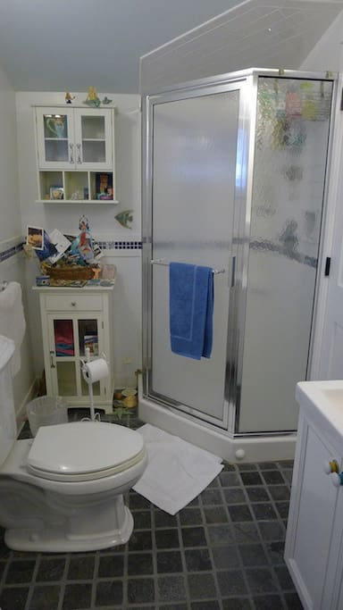 Mermaid Bathroom - 1