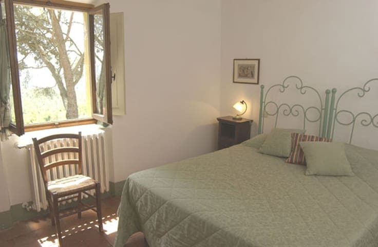 B&B IN VILLA - TUSCAN HILLS (C6) - Bucine - Bed & Breakfast
