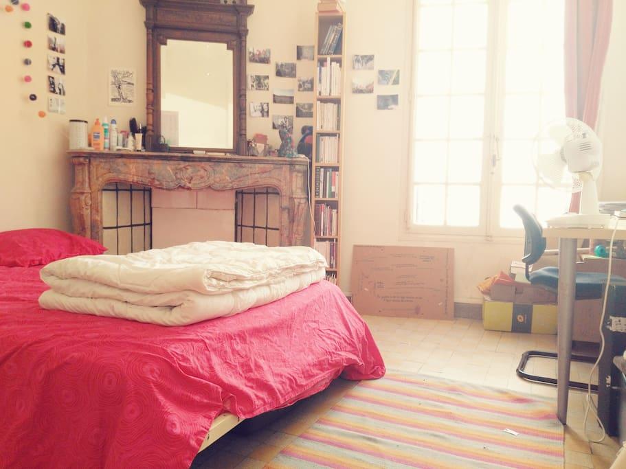 Première chambre.