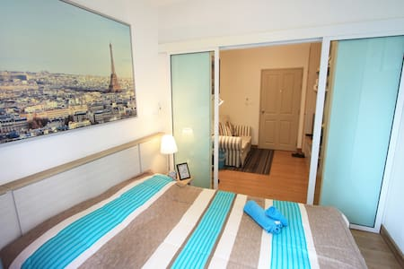 Paris with Chaophaya river view - Condominium