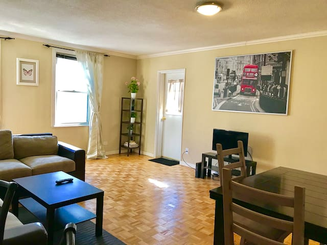 20L Cozy Downtown 1 bedroom Apt Hi-Rise