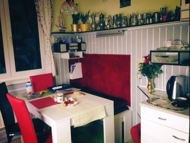 Kleine aber fein...ruhige lage - Salzburg - Appartement